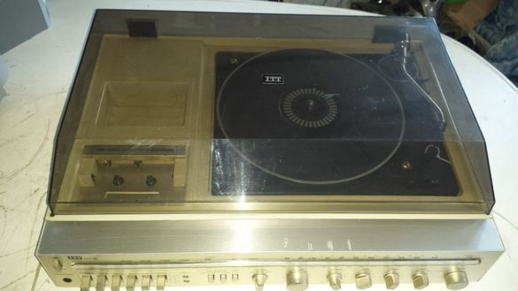 касетачен ресиивар и.т.т. м.ц12