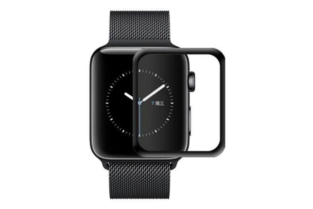 """ВСЕMi 5D стекло для Apple Watch (ТЦ """"ТАЙГА"""", 1-этаж, Бутик 51)"""