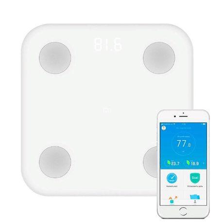 Xiaomi Mi Smart Scales 2 Умные весы ноыве!
