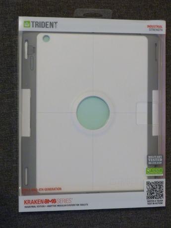 Vand carcasa premium pentru Ipad 2/3/4 marca Trident