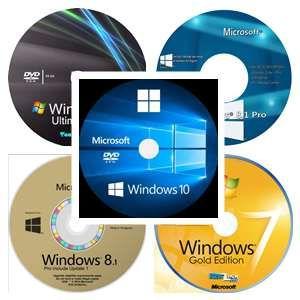 Instalare Windows la Domiciliu 35 lei Wind.10 -7 si 8.1 LICENTA