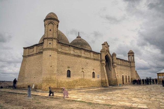 Поездка для поломников святым местам Туркестан
