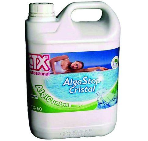 Алгицид с избистрител за плувни басейни CTX-60 CTX 25 литра Промо цена