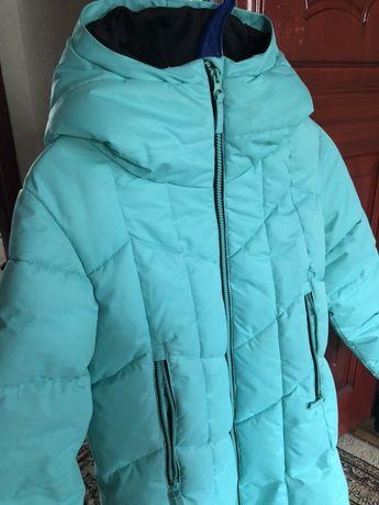 Пуховик пальто куртка зимняя