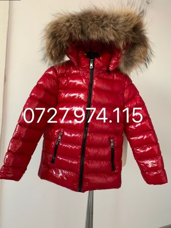 Geaca copii Moncler made in Romania 1-14 ani