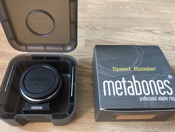 Metabones NikonG-Micro4/3 Speed Boster