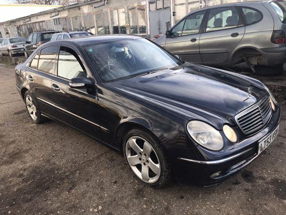 Mercedes / Мерцедес w211 E270CDI 177кс. AVANGARDE 2003г. - НА ЧАСТИ