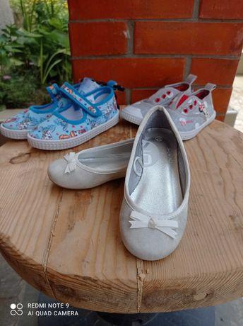 Детски обувки / балеринки / кецове / ежедневни /