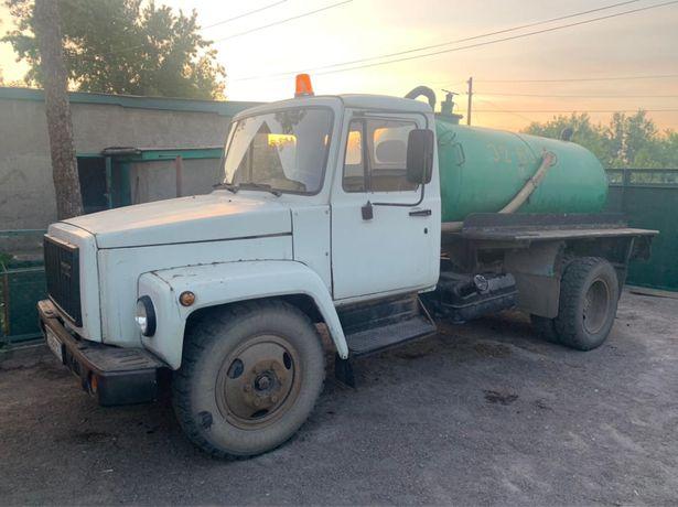 Услуги водовоза 4 куба Шахтинск