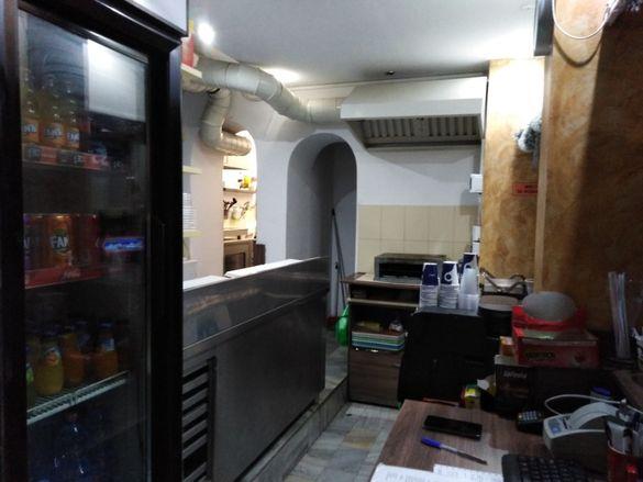 Продава се търговски обект (за бързо хранене) гр.Пещера
