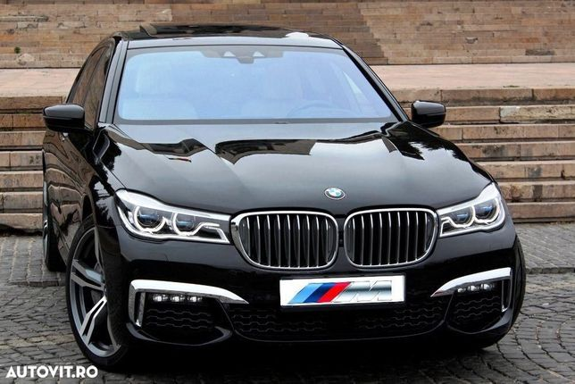 BMW Seria 7 BMW 730 LONG Individual M Paket TOP