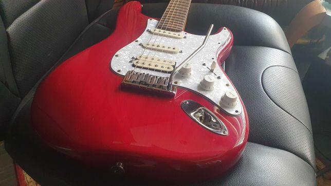 Гитара Fender American Deluxe Stratocaster HSS 1998 г (продажа/обмен)