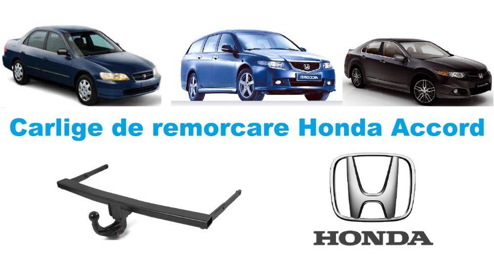 Carlige de remorcare omologate RAR Honda Accord - 5 ani garantie Bucuresti - imagine 1