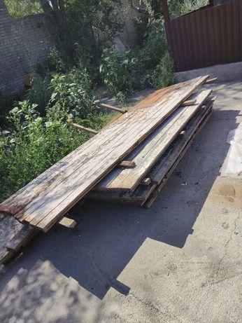 Продам доски 4 Ки разной длины 2, 3 метра