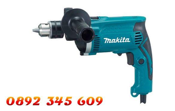 НОВ!!! Ударна бормашина Makita HP1630, 710 W, 3200 об/мин