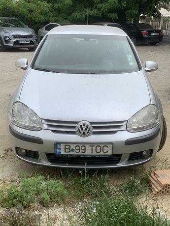 VW Golf V 5 2007 100500 km