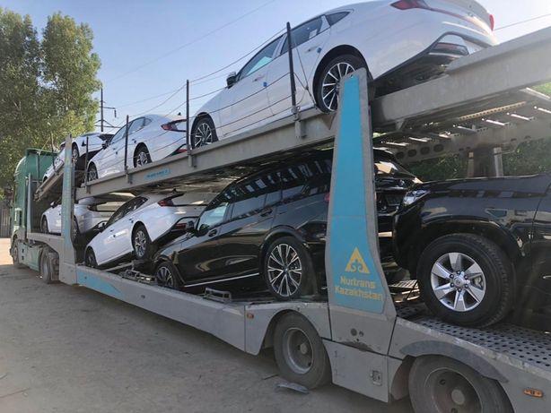 Перевоз авто Шымкент-Алматы-Астана. Осталось пару мест!!