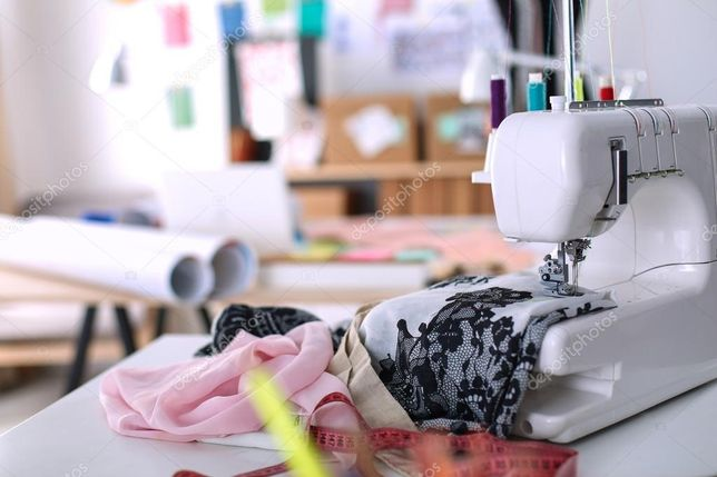 Индивидуальный пошив одежды (женской детской)