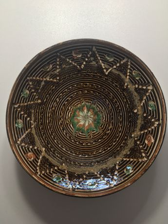 Farfurii ceramica Horezu