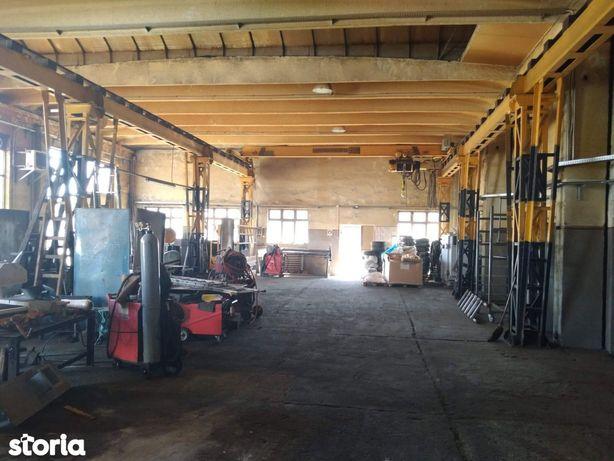 De închiriat, zona industrială vest, Hala industriala pentru producție
