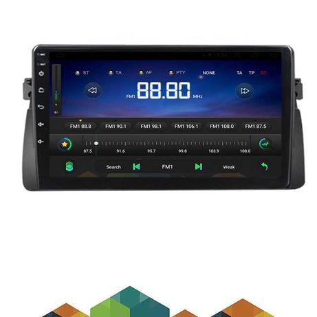 Pachet Complet Navigatie bmw E46, full harti, android 9 Model 2565