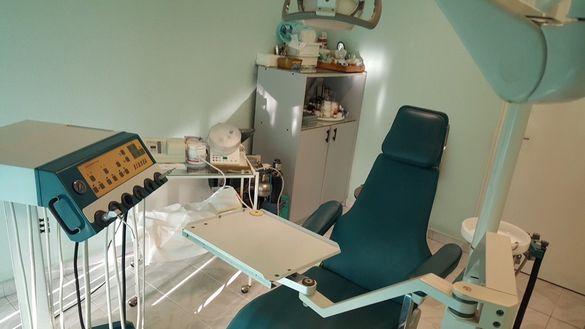 Стоматологичен стол
