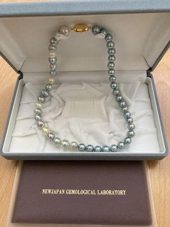 Colier perle Akoya