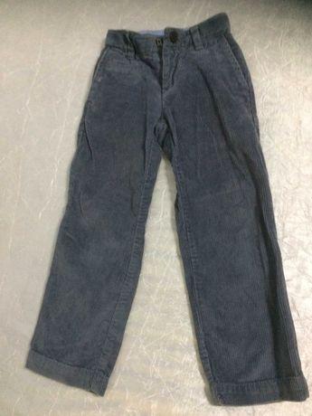 Детски памучен панталон Gap