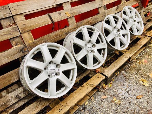 BMW Land Rover Range Rover Touareg VW Transporter 5x120