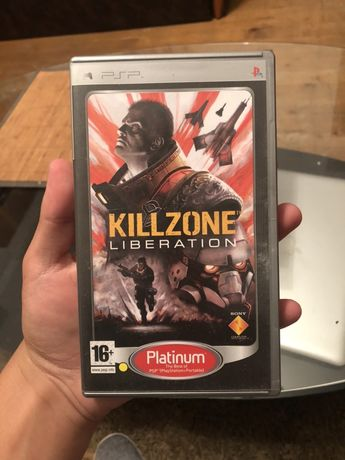 Игра за psp killzone liberation