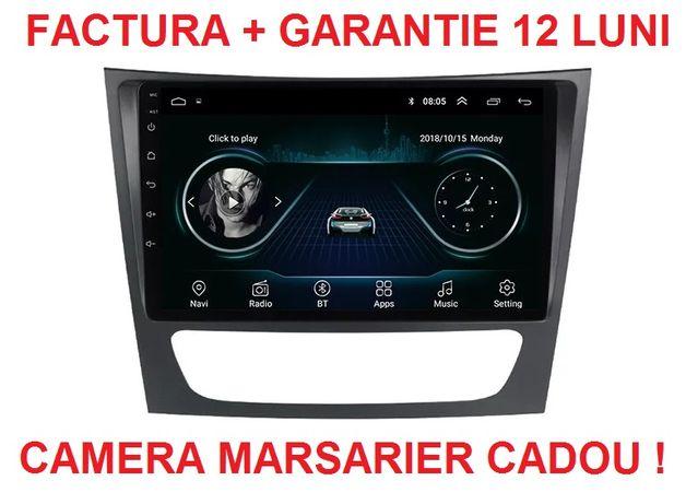Navigatie Mercedes E Class W211 CLS W219 , Android Noua Garantie
