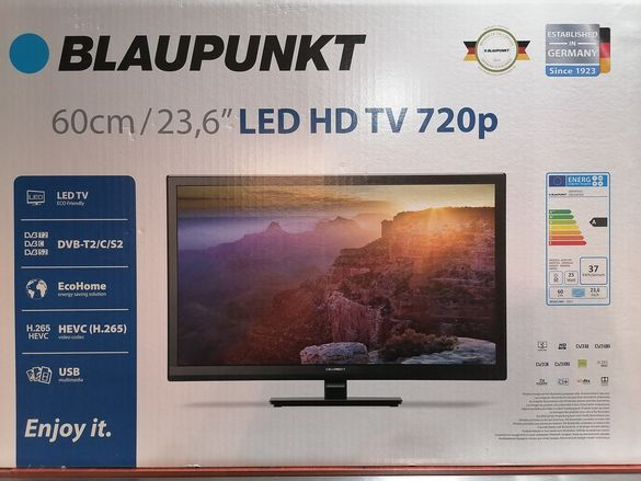 LED Телевизор Blaupunkt TV 23,6 инча