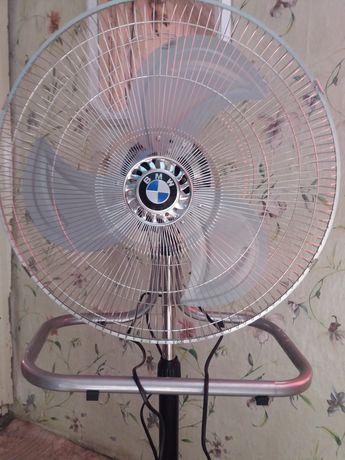 Вентилятор бмв новый