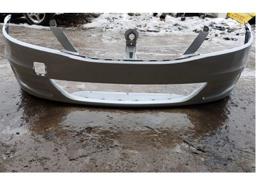 Bara fata fara proiectoare Dacia Logan 2009-2012 PH2 , vopsita alb 369