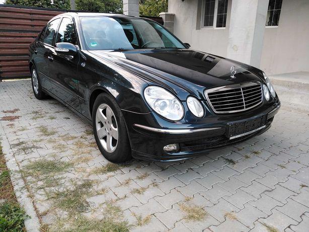 Mercedes E200 Avantgarde 1.8 Benzina Kompressor 2006 Euro 4 161000Km!!