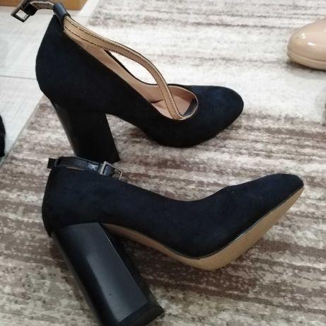 обувки  На ток кожени