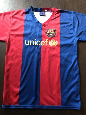 Tricou Barcelona, Ronaldinho, autentic