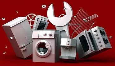 Ремонт стиральных машин, электроплит, электродуховок. Гарантия