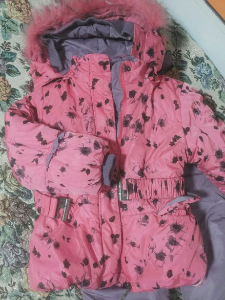 Куртка для девочки 3-5 лет от KIKO