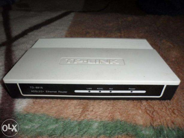 Модем TP-LINK TD-8816.
