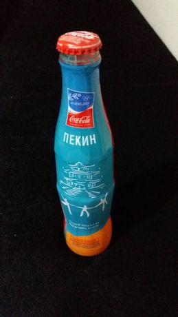 Юбилейна бутилка Кока Кола от олимпийските игри в Атина 2004