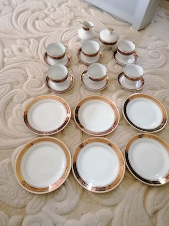 Set cafea portelan