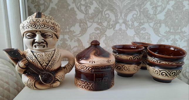 Продам керамический чайный набор