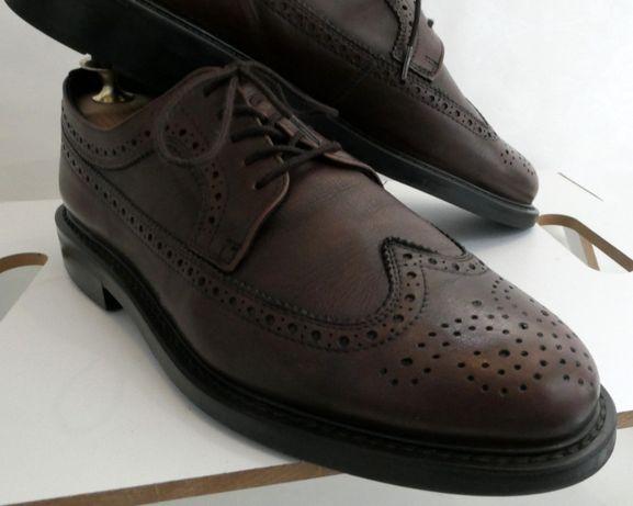 Pantofi derby brogue LLOYD 42 piele naturala