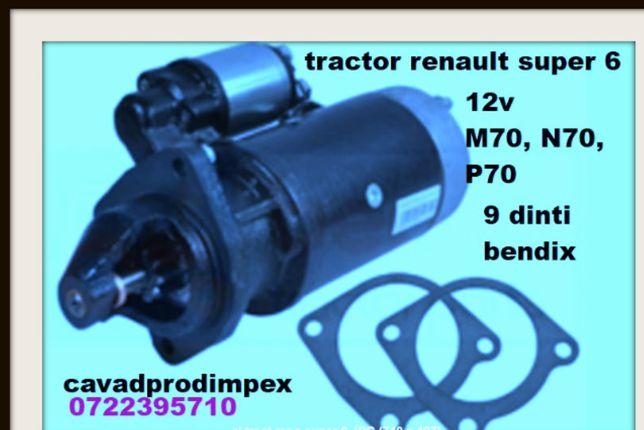 Electromotor pentru tractor RENO super 6-EJD3/12