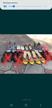 Детская обувь все по 1000т Новые