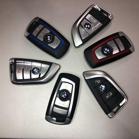Cheie completa BMW F10 F30 F15 F16 X3 X5 X6 -- PROGRAMATA PE MASINA