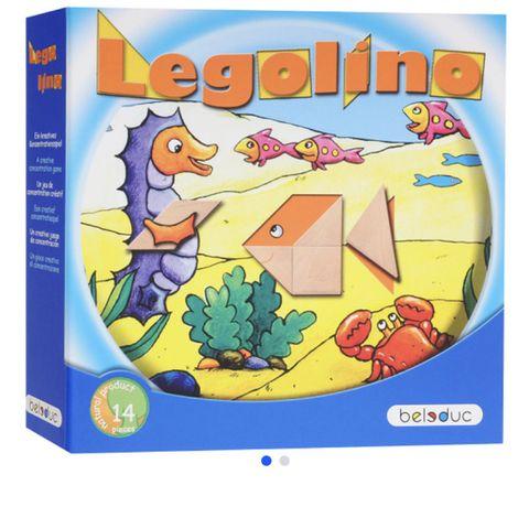 Legolini игра для детей возраст 3+