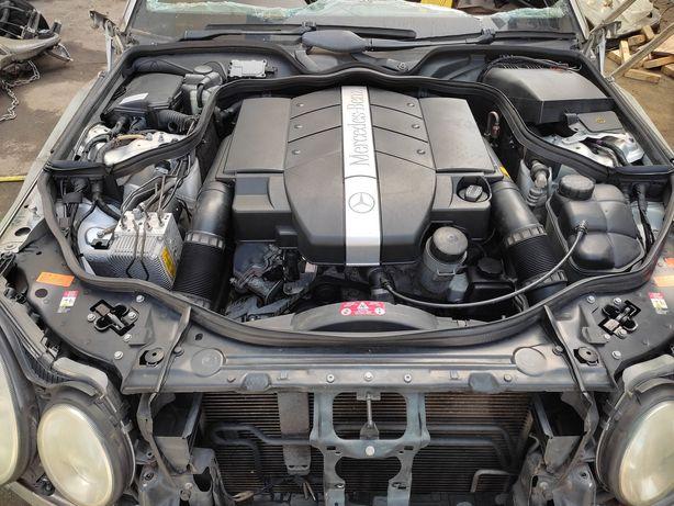 W211 e320 e500 авангард Япония распил контрактный двигатель бузапчасть