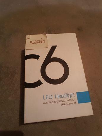 Продавам LED крушки H1 чисто нови